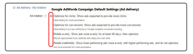 Google AdWords Campaign Settings 7