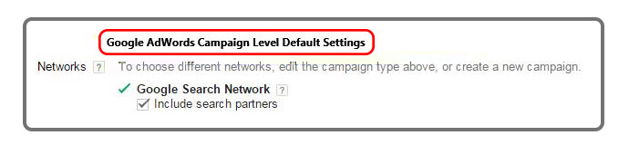 Google AdWords Campaign Settings 8
